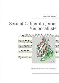Second cahier du jeune violoncelliste - Première Position avec extensions.pdf