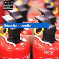AFNOR - Sécurité incendie. 1 Cédérom