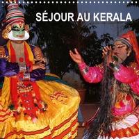 Rudolf Blank - Séjour au Kerala (Calendrier mural 2020 300 × 300 mm Square) - Kerala - un temps pour les loisirs, le tourisme, le thé, la plage et le Kathakali (Calendrier mensuel, 14 Pages ).