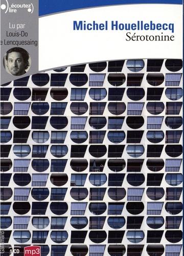 Sérotonine  avec 1 CD audio MP3