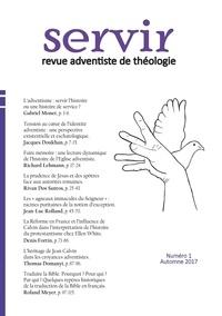 Jacques Doukhan - Servir - Revue adventiste de théologie N° 1, automne 2017 : .