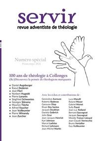 Gabriel Monet - Servir - Revue adventiste de théologie N° 8, printemps 2021 : .