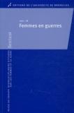 Eliane Gubin - Sextant N° 28/2011 : Femmes en guerre.
