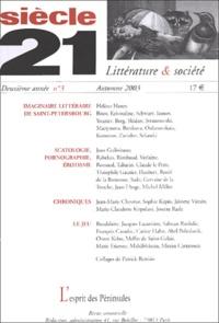 Hélène Henry et Andreï Bitov - Siècle 21 N° 3 Automne 2003 : .