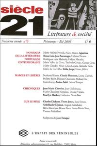 Marie-Hélène Piwnik et Jean Guiloineau - Siècle 21 N° 6, Printemps-été : Panorama de la littérature portugaise contemporaine.