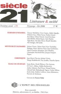 Jacques Lacarrière et Jean-Marie Chevrier - Siècle 21 N° 8, Printemps-Eté : Ecrivains d'Istanbul.