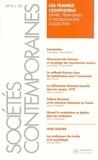 Laure Bereni et Anne Revillard - Sociétés contemporaines N° 85, 2012 : Les femmes contestent - Genre, féminisme et mobilisations collectives.