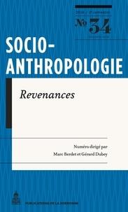 Marc Berdet - Socio-anthropologie N° 34, 1er semestre  : .