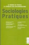 Patrick Simon et Mohamed Madoui - Sociologies Pratiques N° 23 : Le monde du travail à l'épreuve des discriminations - 2011.