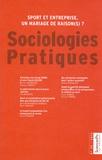 Béatrice Barbusse et François Sarfati - Sociologies Pratiques N° 32/2016 : Sport et entreprise, un mariage de raison(s) ?.