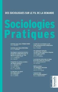Sciences Po - Sociologies Pratiques N° 37 : .
