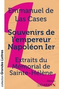 Souvenirs de lempereur Napoléon 1er - Extraits du Mémorial de Sainte-Hélène.pdf