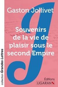 Gaston Jollivet - Souvenirs de la vie de plaisir sous le Second Empire.