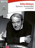 Gilles Deleuze - Spinoza : immortalité et éternité. 1 CD audio MP3