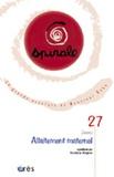 Nathalie Roques et  Collectif - Spirale N° 27 Septembre 2003 : Allaitement maternel.