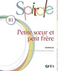 Erès - Spirale N° 81 : Petit frère et petite soeur.