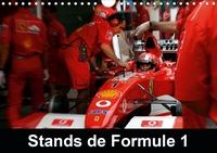Alain Hanel - photographies - Stands de Formule 1 (Calendrier mural 2020 DIN A4 horizontal) - Les stands sont au coeur de la course automobile en Formule1. (Calendrier mensuel, 14 Pages ).