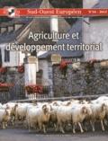 Laurence Barthe et Corinne Eychenne - Sud-Ouest Européen N° 34, 2012 : Agriculture et développement territorial.