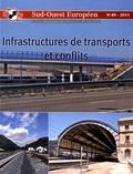 Jean-Pierre Wolff - Sud-Ouest Européen N° 40/2015 : Infrastructures de transports et conflits.