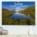 Sandra Schaenzer - Suisse - Paysage de montagnes 2020(Premium, hochwertiger DIN A2 Wandkalender 2020, Kunstdruck in Hochglanz) - Un voyage à travers toutes les saisons en Suisse (Calendrier mensuel, 14 Pages ).
