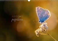Cécile Gans - Suivez les papillons (Calendrier mural 2020 DIN A3 horizontal) - Calendrier photo sur le thème des papillons (Calendrier mensuel, 14 Pages ).