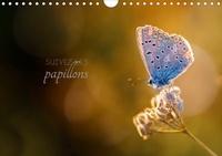 Cécile Gans - Suivez les papillons (Calendrier mural 2020 DIN A4 horizontal) - Calendrier photo sur le thème des papillons (Calendrier mensuel, 14 Pages ).