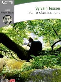 Sylvain Tesson - Sur les chemins noirs. 1 CD audio MP3