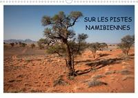 Cyril Rakowski - Sur les pistes namibiennes (Calendrier mural 2020 DIN A3 horizontal) - À la découverte de la Namibie (Calendrier mensuel, 14 Pages ).