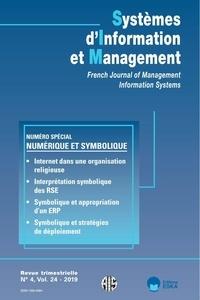 François de Corbière - Systèmes d'Information et Management Volume 24 N° 4/2019 : Numerique et symbolique.