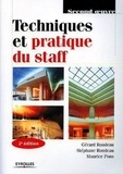 Gérard Rondeau et Stéphane Rondeau - Techniques et pratique du staff.