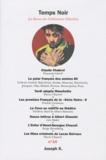 Franck Lhomeau - Temps Noir N° 14 : .