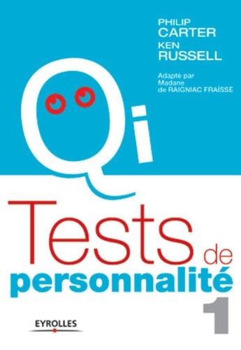 Philip Carter et Ken Russell - Tests de personnalité - Tome 1.