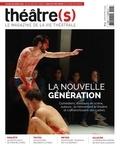 Nicolas Marc - Théâtre(s) N° 13, printemps 201 : La nouvelle génération.