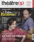 Nicolas Marc - Théâtre(s) N° 14, été 2018 : Pourquoi ils font du théâtre.