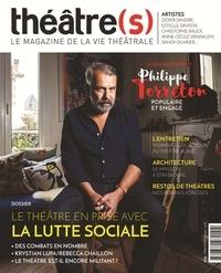Yves Pérennou - Théâtre(s) N° 21, printemps 202 : Le théâtre en prise avec la lutte sociale.