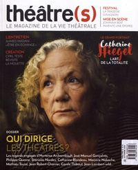Marie-Agnès Joubert et Tiphaine Le Roy - Théâtre(s) N° 23, automne 2020 : Qui dirige les théâtres ?.