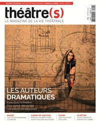 Nicolas Marc - Théâtre(s) N° 4, hiver 2015 : Les auteurs dramatiques.