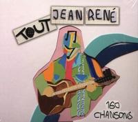 Eveil et découvertes et Jean René - Tout Jean René - 160 chansons 5 CD Audio.