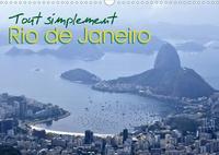 Martiniano Ferraz - Tout simplement Rio de Janeiro (Calendrier mural 2020 DIN A3 horizontal) - Calendrier avec des photos de Rio de Janeiro. (Calendrier mensuel, 14 Pages ).
