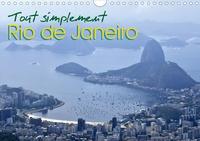 Martiniano Ferraz - Tout simplement Rio de Janeiro (Calendrier mural 2020 DIN A4 horizontal) - Calendrier avec des photos de Rio de Janeiro. (Calendrier mensuel, 14 Pages ).