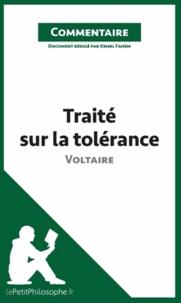 Traité sur la tolérance de Voltaire - Commentaire.pdf