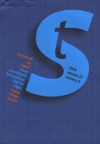 David Alleysson et Christophe Charrier - Traitement du signal N° 6, Volume 21, 200 : .