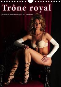 Christoph Hähnel - Trône royal – photos de nus artistiques sur un trône (Calendrier mural 2020 DIN A4 vertical) - calendrier érotique de nus artistiques (Calendrier mensuel, 14 Pages ).