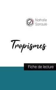 Nathalie Sarraute - Tropismes de Nathalie Sarraute (fiche de lecture et analyse complète de l'oeuvre).