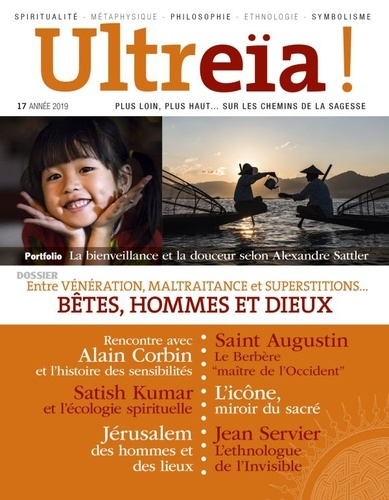 Florence Quentin - Ultreïa ! N° 17, avril 2019 : .