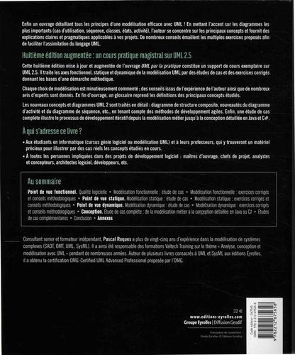 UML 2.5 par la pratique. Etudes de cas et exercices corrigés 8e édition
