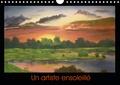 François Pineau - Un artiste ensoleillé - Calendrier de mes créations artistiques.
