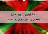 Jennifer Chrystal - Un calendrier avec vos plus belles photos (Calendrier mural 2020 DIN A3 horizontal) - Un calendrier très coloré que l'on peut faire soi-même. (Calendrier mensuel, 14 Pages ).
