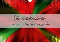 Jennifer Chrystal - Un calendrier avec vos plus belles photos (Calendrier mural 2020 DIN A4 horizontal) - Un calendrier très coloré que l'on peut faire soi-même. (Calendrier mensuel, 14 Pages ).
