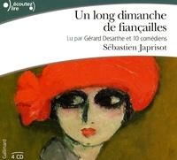 Sébastien Japrisot - Un long dimanche de fiançailles. 1 CD audio